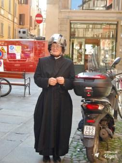 Modena - Padre de moto