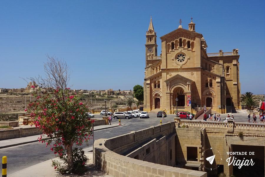 arquitetura-de-malta-igreja-em-gozo
