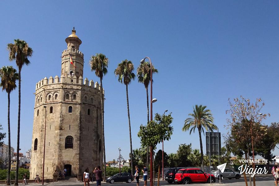Sevilha - Torre del Oro