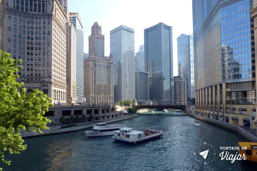 Chicago - Cruzeiros no rio