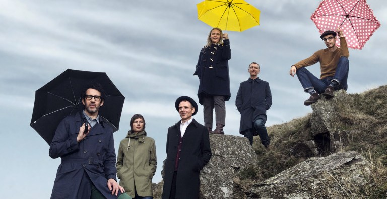 Bandas da Escocia - Belle and Sebastian