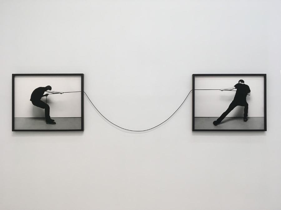 Galerias de arte em Nova York - Sikkema Jenkins exposicao Vik Muniz - Foto Julia Duarte