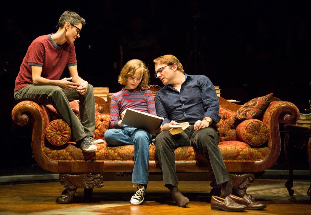 NY Broadway - Fun Home - Foto Sara Krulwich