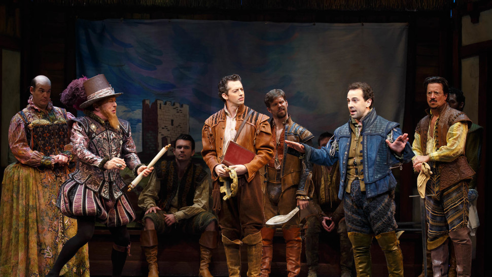 NY Broadway - Something Rotten - Foto Joan Marcus