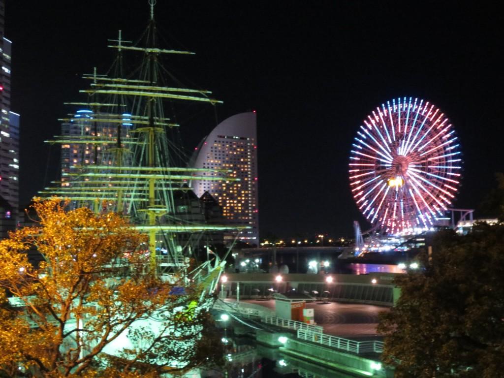 Roteiro Japao - Minato Mirai em Yokohama