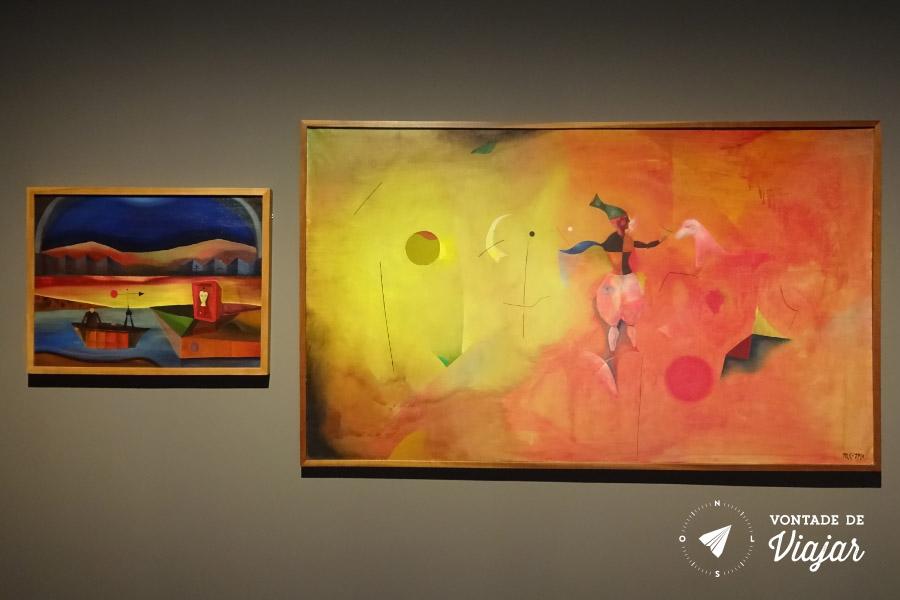 MNAC Barcelona - Modest Cuixart artista catalao