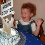 You're Adopted!