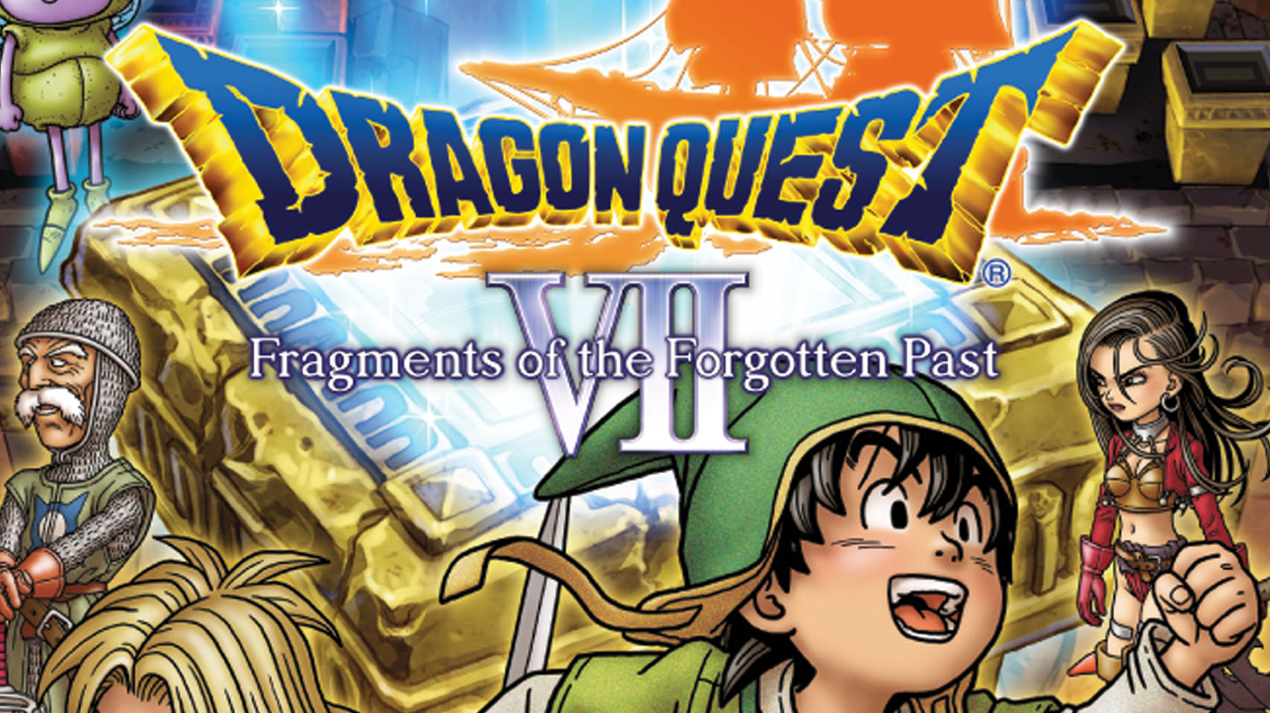 Dragon Quest 7 3ds Fliegender Teppich Nintendo Helps Your Through The First 20 Hours Of Dragon