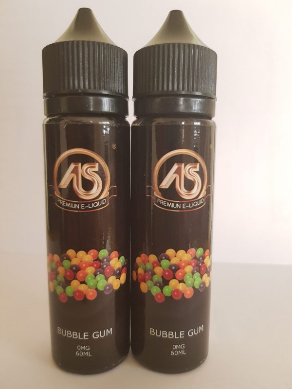 Bubble Gum By E & B 60ml 0mg