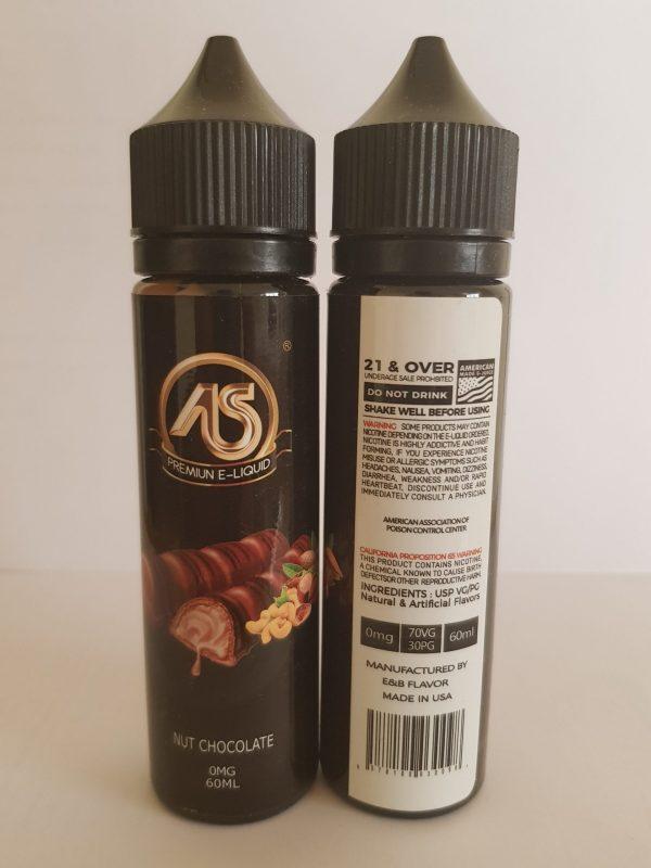 Nut Chocolate By E & B 60ml 0mg