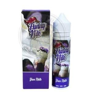 Yam Milk by Friday Nite