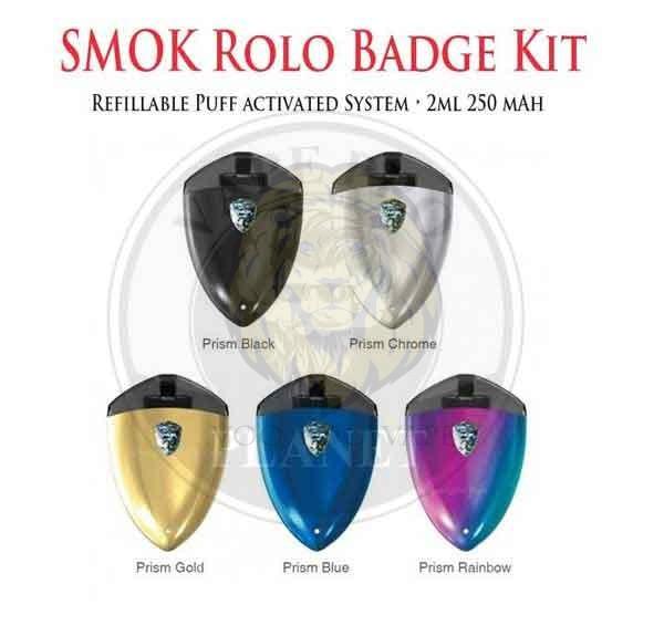 SMOK Rolo Badge Pod System