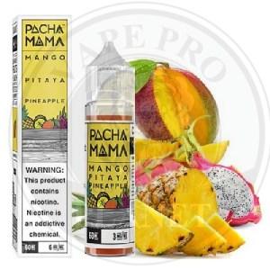 Mango Pitaya Pineapple by Pachamama, 60ml, 3mg