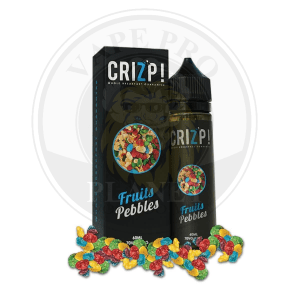 FRUITS PEBBLES By CRIZP BREW, 60ml, 3mg