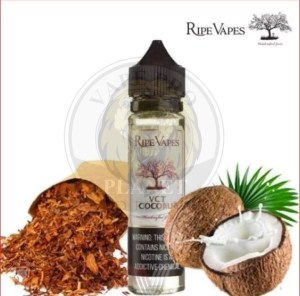 VCT Coconut By Ripe Vapes 60ml 3mg