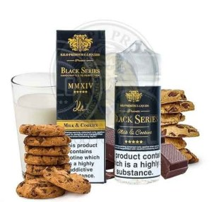 Milk & cookies By Kilo Black Series