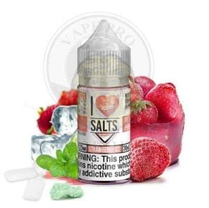 Strawberry ICE By I Love Salts