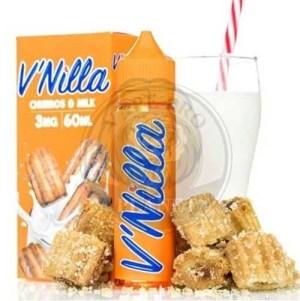 V'Nilla Churros and Milk