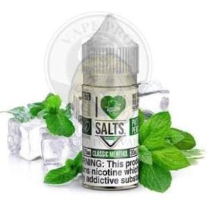 Classic Menthol By I Love Salts