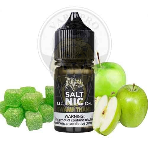 Swamp Thang Nic Salt By Ruthless