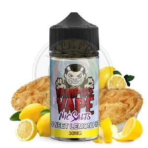 Sweet Lemon Pie Salt By Vampire vape