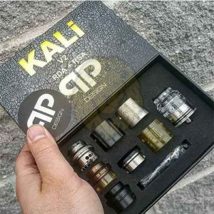 KALI V2 RDA KIT By qp Design