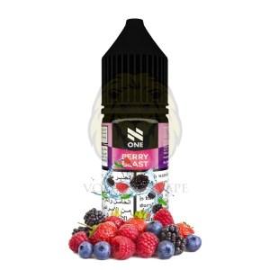 N One salt - Berry Blast