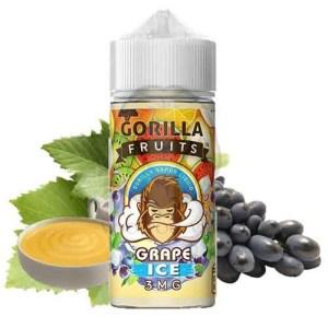 Grape Gorilla Custard Fruits