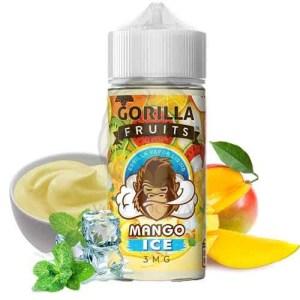 Mango ICE Gorilla Custard Fruits