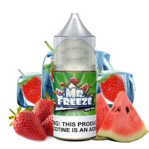 Strawberry Watermelon Frost Saltnic By Mr Freeze