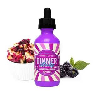 Blackberry Crumble By Dinner Lady