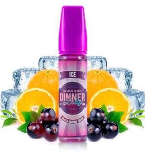 Black Orange Crush ICE By Dinner Lady