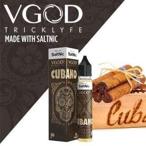 Cubano By VGOD salts