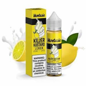 Killer Kustard Lemon Vapetasia