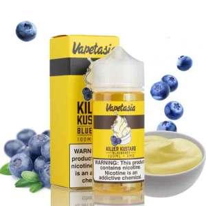 Killer Kustard Blueberry By Vapetasia