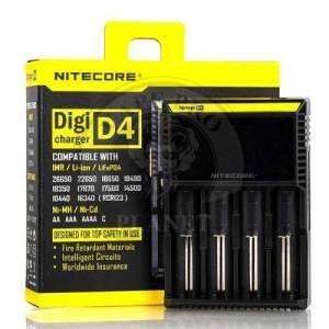 Nitecore D4 Intelligent Charger