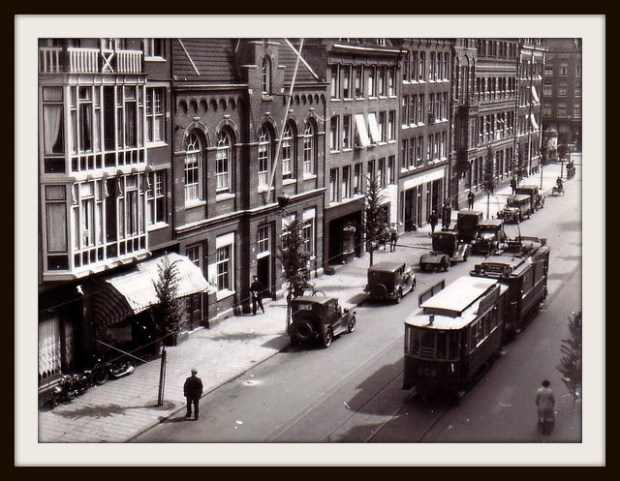 Spaarndammerbuurt, Amsterdam 1930
