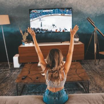Hoe kun je het voordeligst online sportwedstrijden volgen?