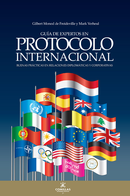 Protocolo Internacional - front book cover spanish version