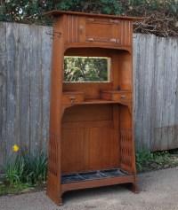 Voorhees Craftsman Mission Oak Furniture - English Arts ...