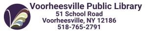 Voorheesville Public Library Logo