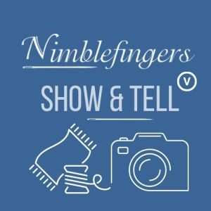 Nimblefingers Show and Tell Virtual Meeting