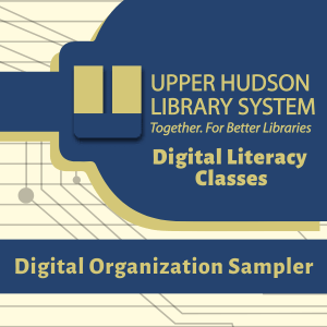 UHLS. Digital Organization Sampler. March 25, 2021