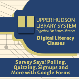 Survey Says! Polling, Quizzing, Signups and More with Google Forms