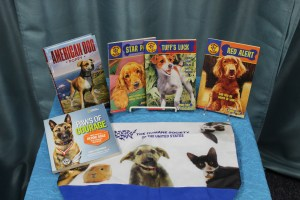 Grades 3-6: Paws for Reading
