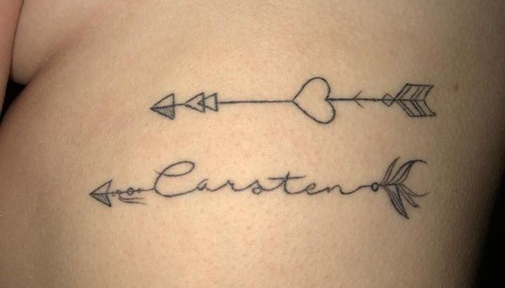 Wonderlijk Inspiratie; tattoos die de liefde voor je kinderen symboliseren - EC-54