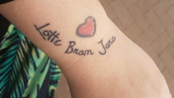 Inspiratie Tattoos Die De Liefde Voor Je Kinderen