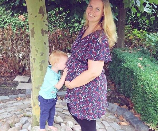 4 maanden zwanger