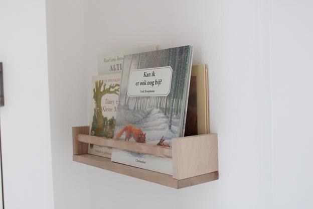 kleine boekenplank