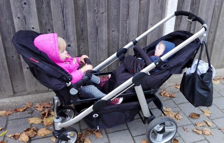 Topmark 2 Combi Duo Kinderwagen